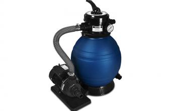 Deuba 100938 : un filtre à sable très puissant